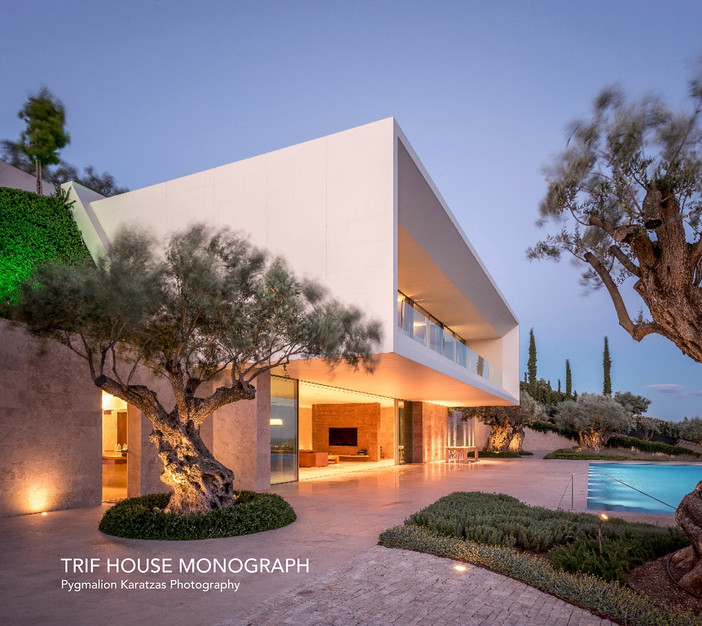 TRIF House Monograph available in print