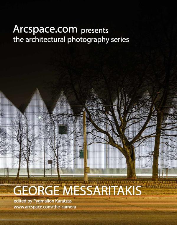 George Messaritakis interview on arcspace.com