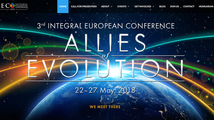 3rd Integral European Conference in Hungary