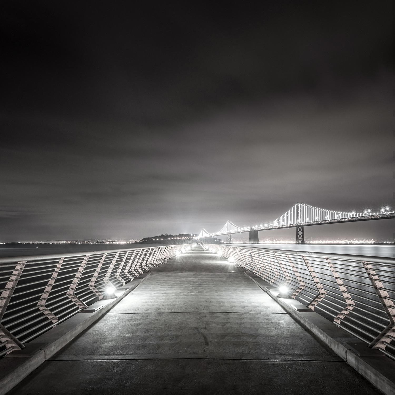 Bay bridge & Pier