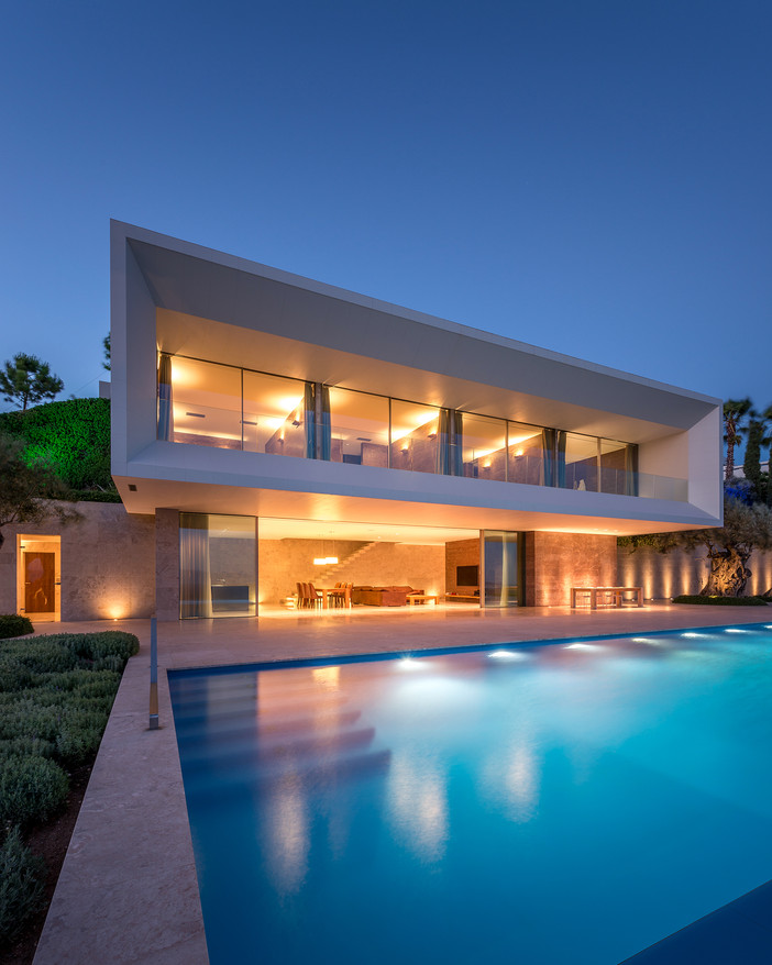 Photo shoot of the day - TRIF house