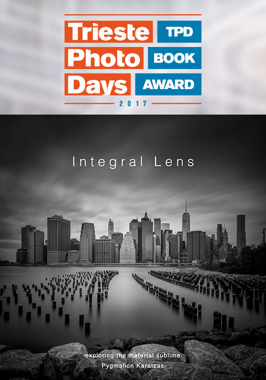 'Integral Lens' among the Trieste Photo Days Book Award selection