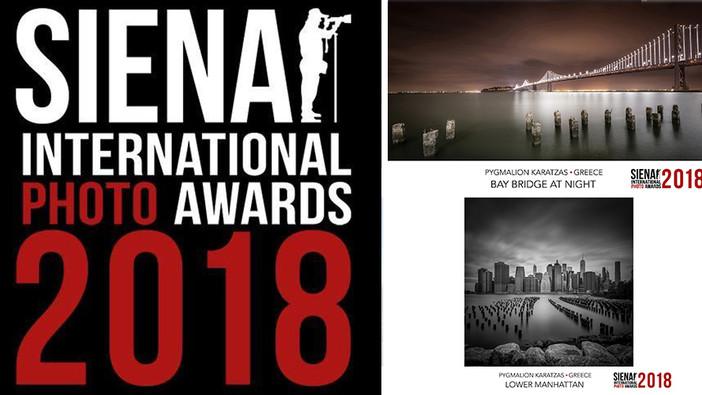 Semifinalist images at the SIPA 2018