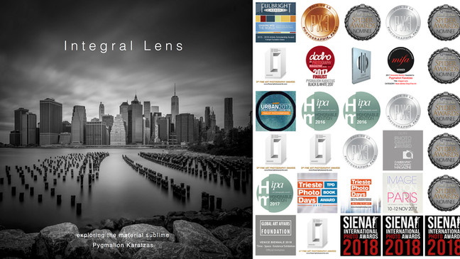 'Integral Lens' fine art collection available in print