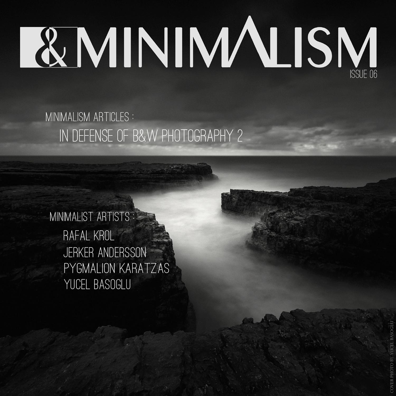 B&W Minimalism vol6 cover MR