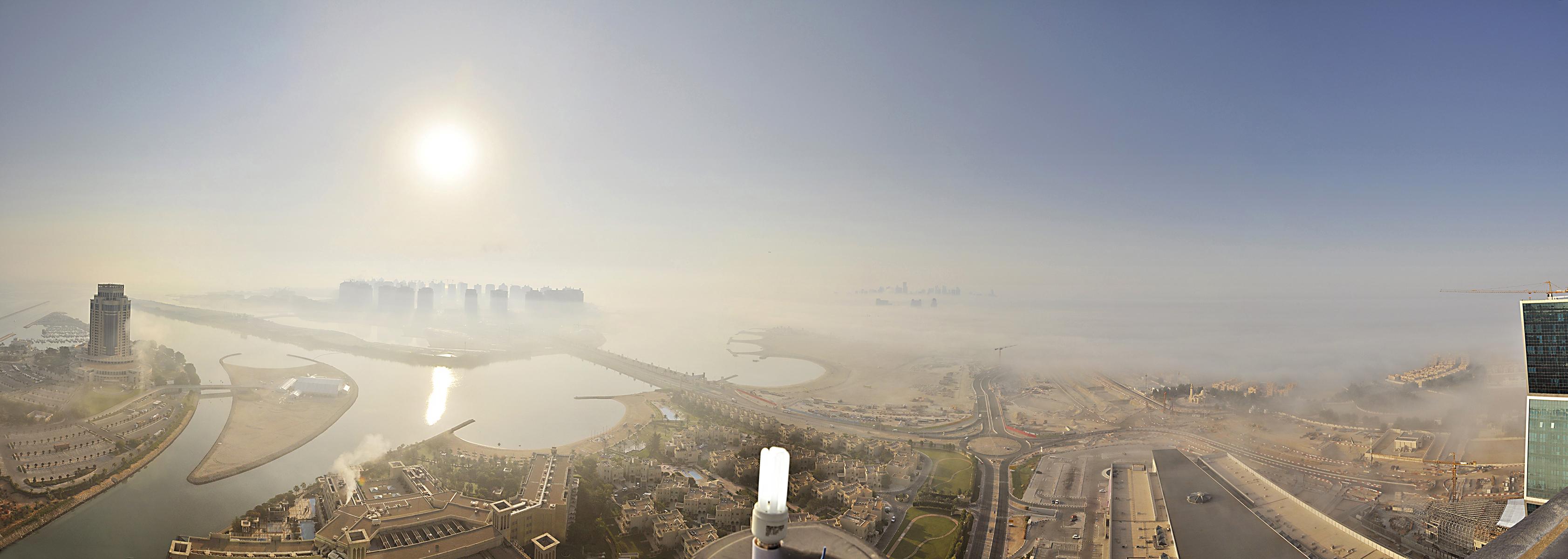 01 aerial doha zig zag mist post