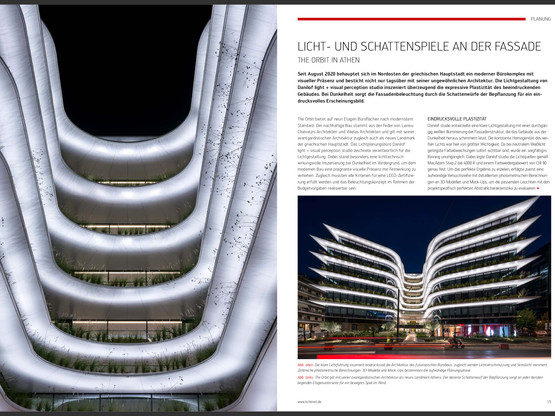 The Orbit published on Licht Magazine, March 2021 issue