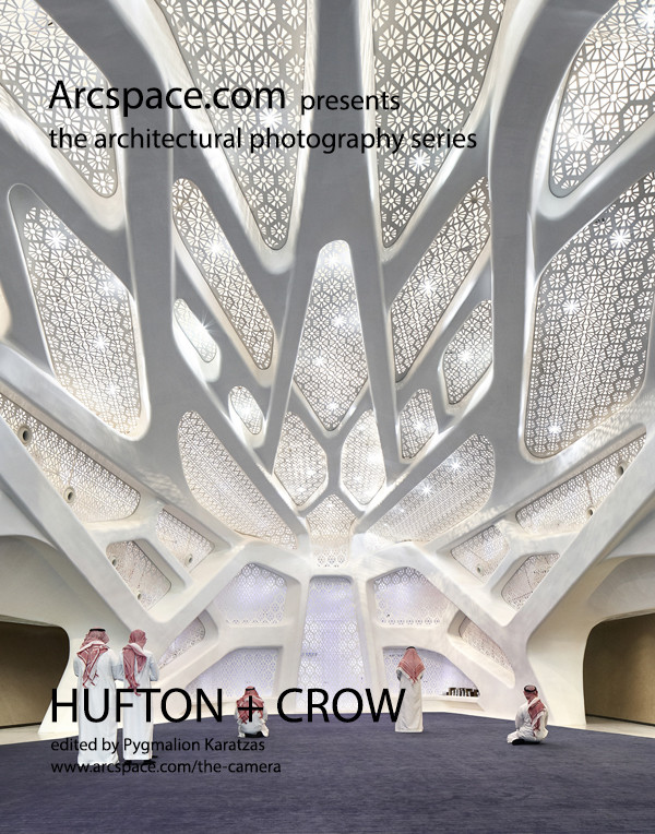 Hufton + Crow interview on Arcspace.com