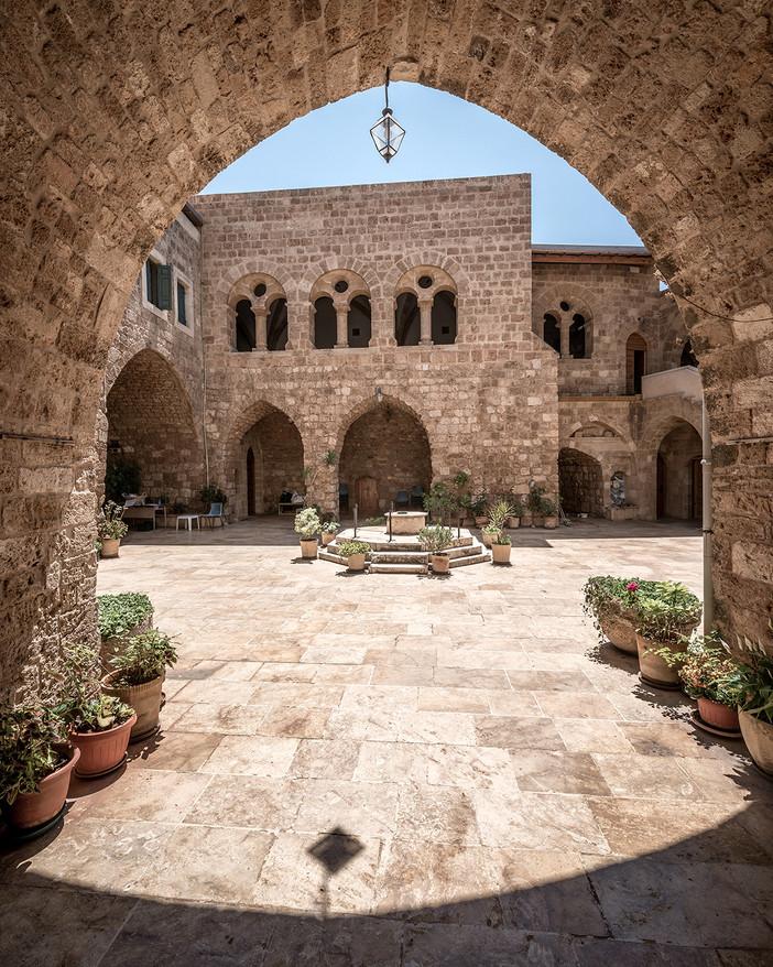 Project update - Deir el-Natour monastery, Anfeh Lebanon