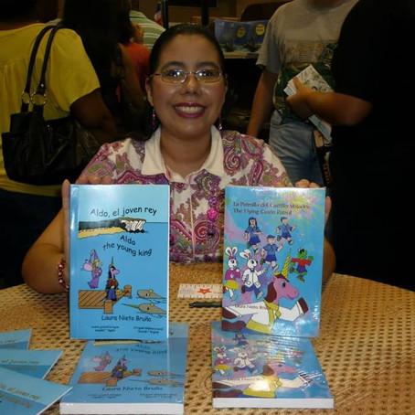 Laura Nieto: De soñadora a creadora de literatura infantil