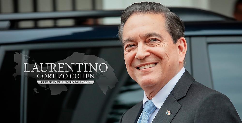 Presidente de Panamá 2019-2024