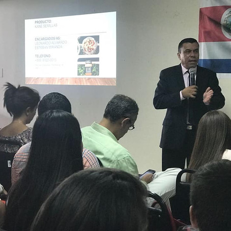 Se llevó a cabo el Primer Encuentro Internacional de Emprendedores en Chiriquí - Panamá