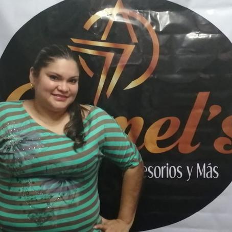 """Alma Morales: """"Su rutina y trabajo no le impide emprender en Jumel´s Accesorio"""""""