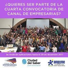 Concurso para  empresarias nacientes en Panamá