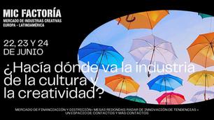 Evento: Industrias Creativas de Europa se unen con Latinoamérica