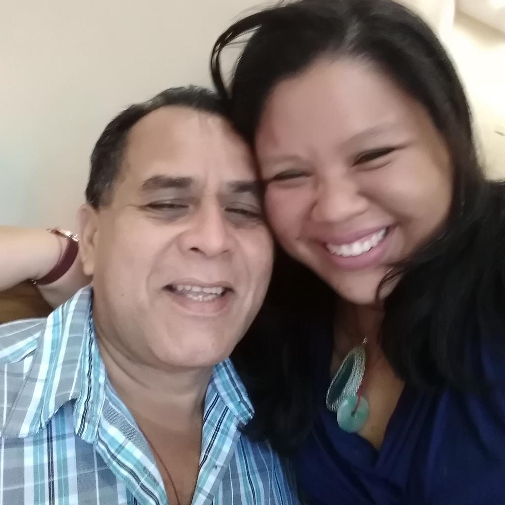 El Canal de los Emprendedores Michelle Arauz y esposo