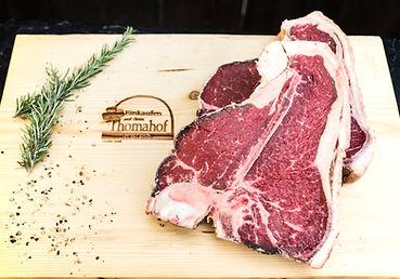Dry Aged Beef T-Bone Thomahof