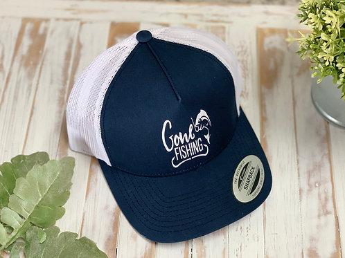 Gone Fishing - Hat