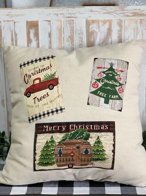 Christmas - Pillow