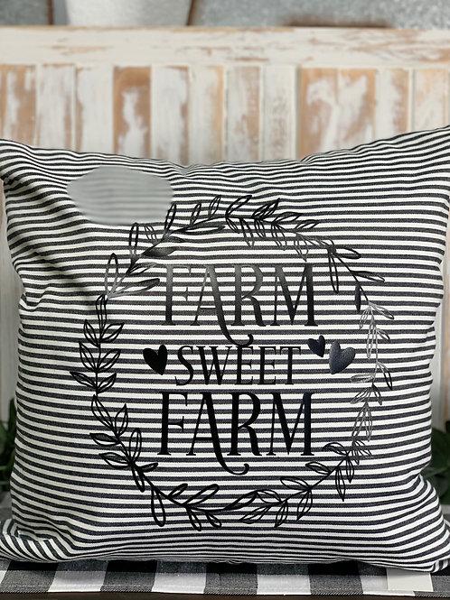 Farm Sweet Farm - Pillow