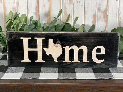 Home Decor Sign