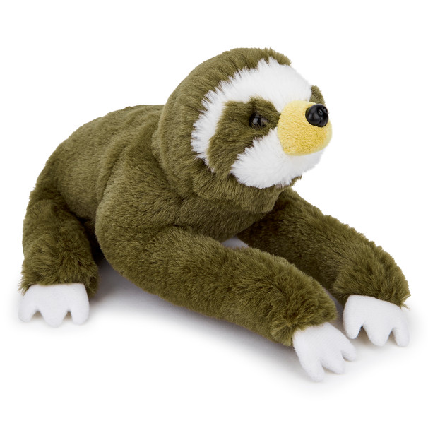 SLOTH MEDIUM PLUSH TOY