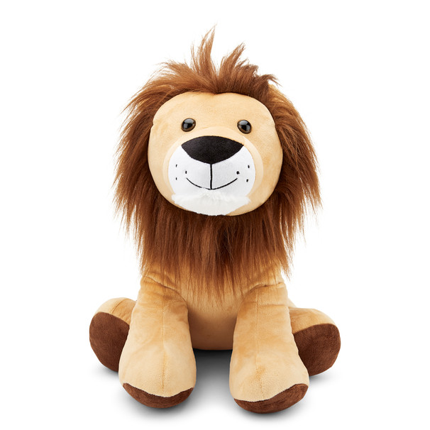 Large Plush Lion
