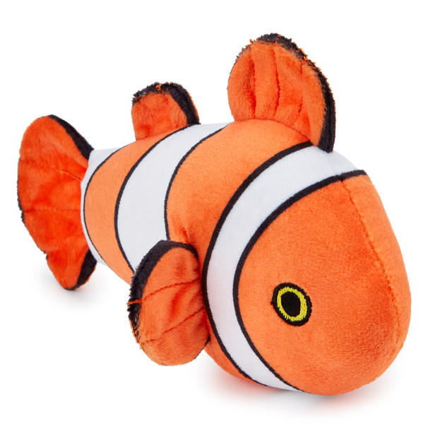 Clown Fish Small Plush Toy 5-6 inch