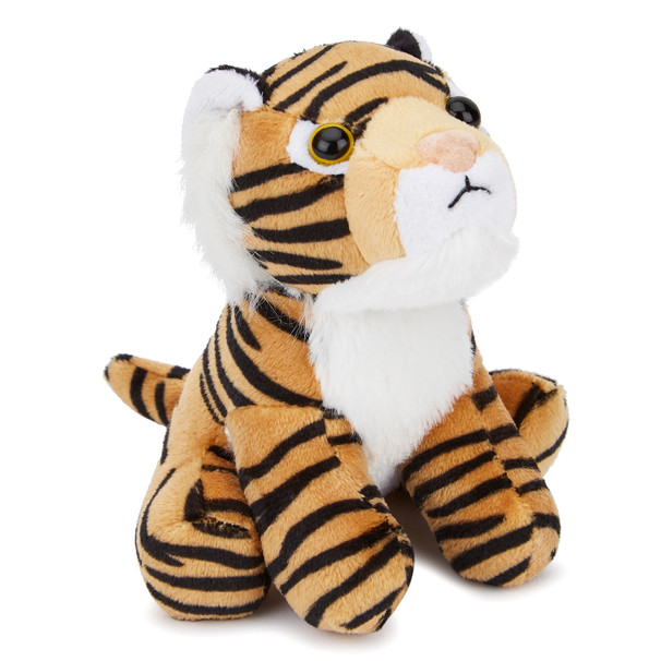 Tiger Small Plush Toy 5-6 inch