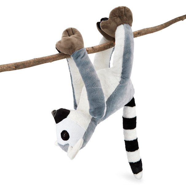 Large Plush Ring Tailed Lemur