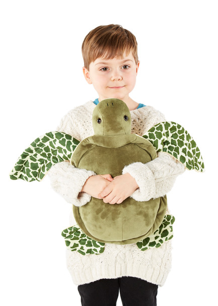 Large Plush Turtle