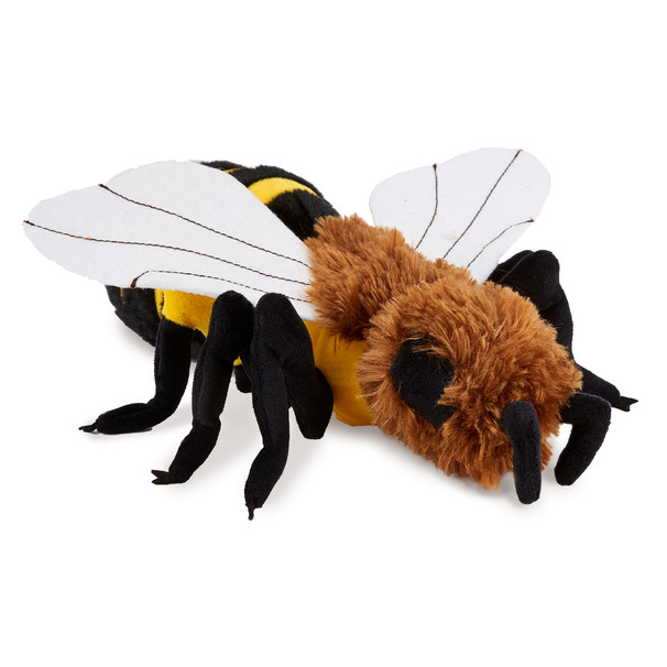 HONEY BEE MEDIUM PLUSH TOY