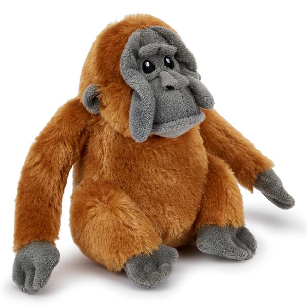 Orangutan Small Plush Toy 5-6 inch
