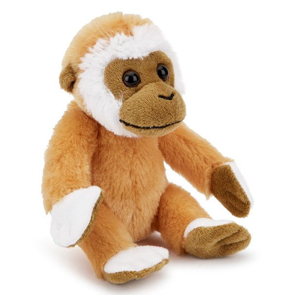 Gibbon Small Plush Toy 5-6 inch