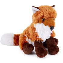 RED FOX MEDIUM PLUSH TOY