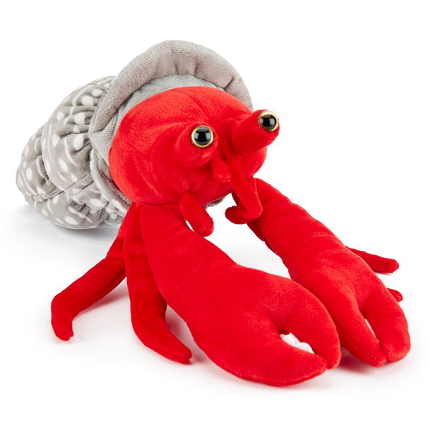 HERMIT CRAB MEDIUM PLUSH TOY