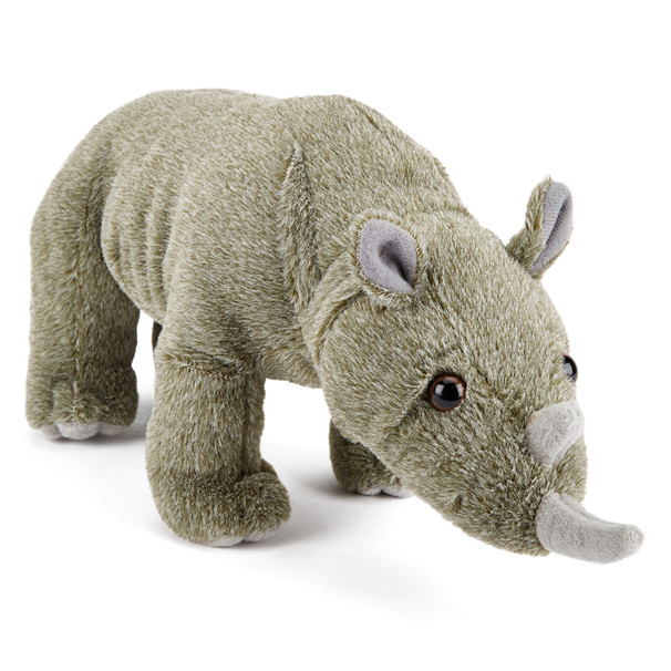 RHINO MEDIUM PLUSH TOY