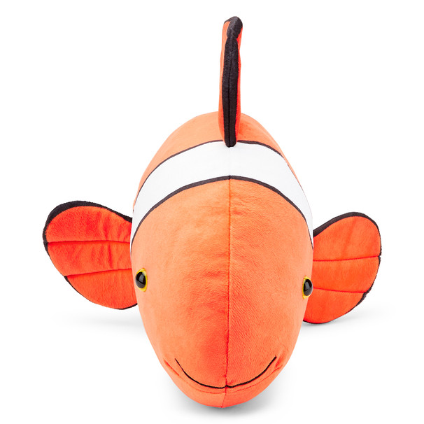 Large Plush Clown Fish