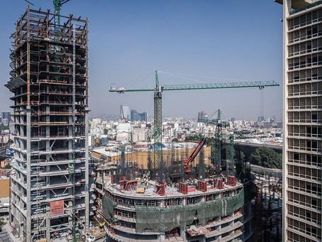 Sector inmobiliario muestra mejoría, pero oficinas siguen en números rojos