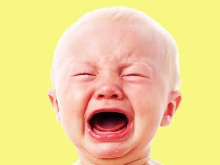 Bebek neden ağlar?
