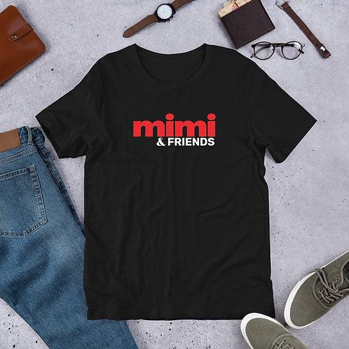 Mimi and Friends Short-Sleeve Unisex T-Shirt copy