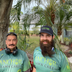 Anchor Lawn Care: Friends of the Friends