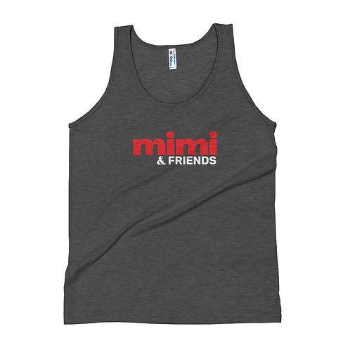 Mimi and Friends - Unisex Tank Top