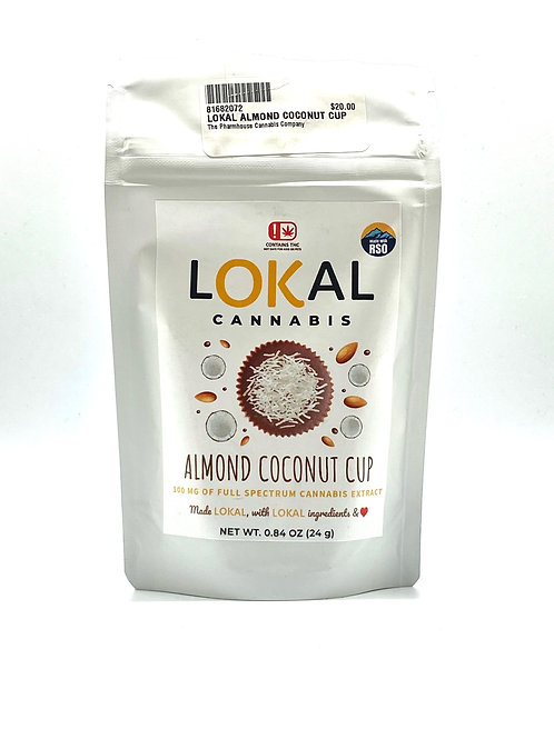 Lokal - Almond Coconut Cup