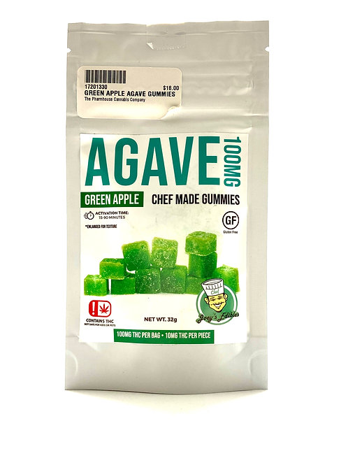 Joey's Edibles - Agave Green Apple
