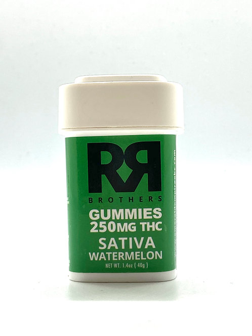 RR - Watermelon Gummies (Sativa)