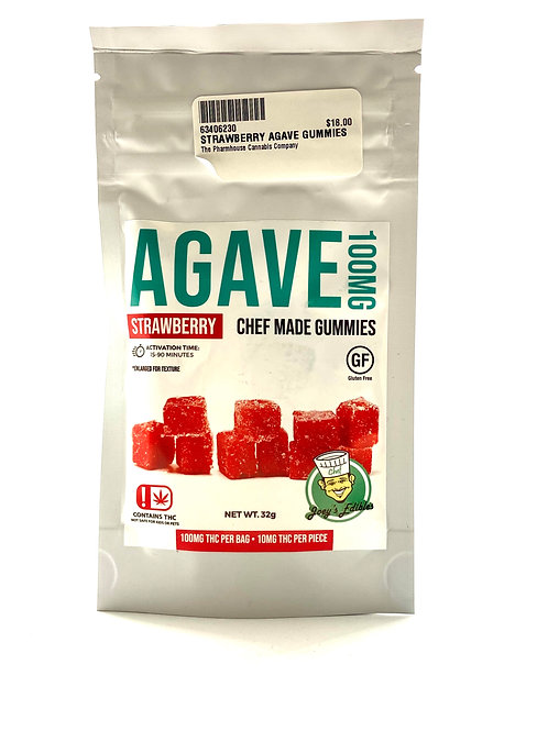 Joey's Edibles - Agave Strawberry