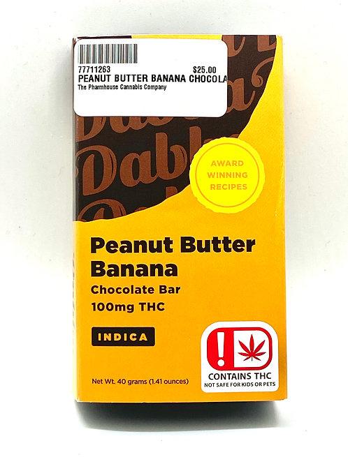 Dabba - Peanut Butter Banana
