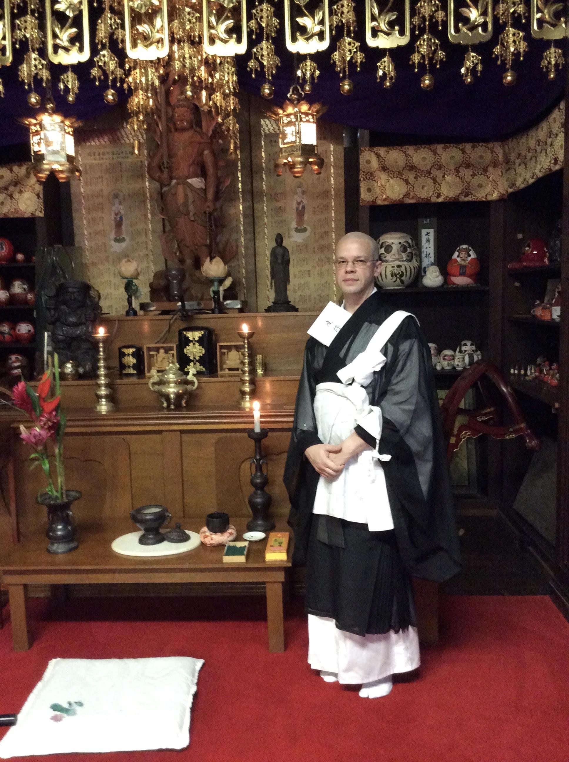 Rev. Jiei Tokudo