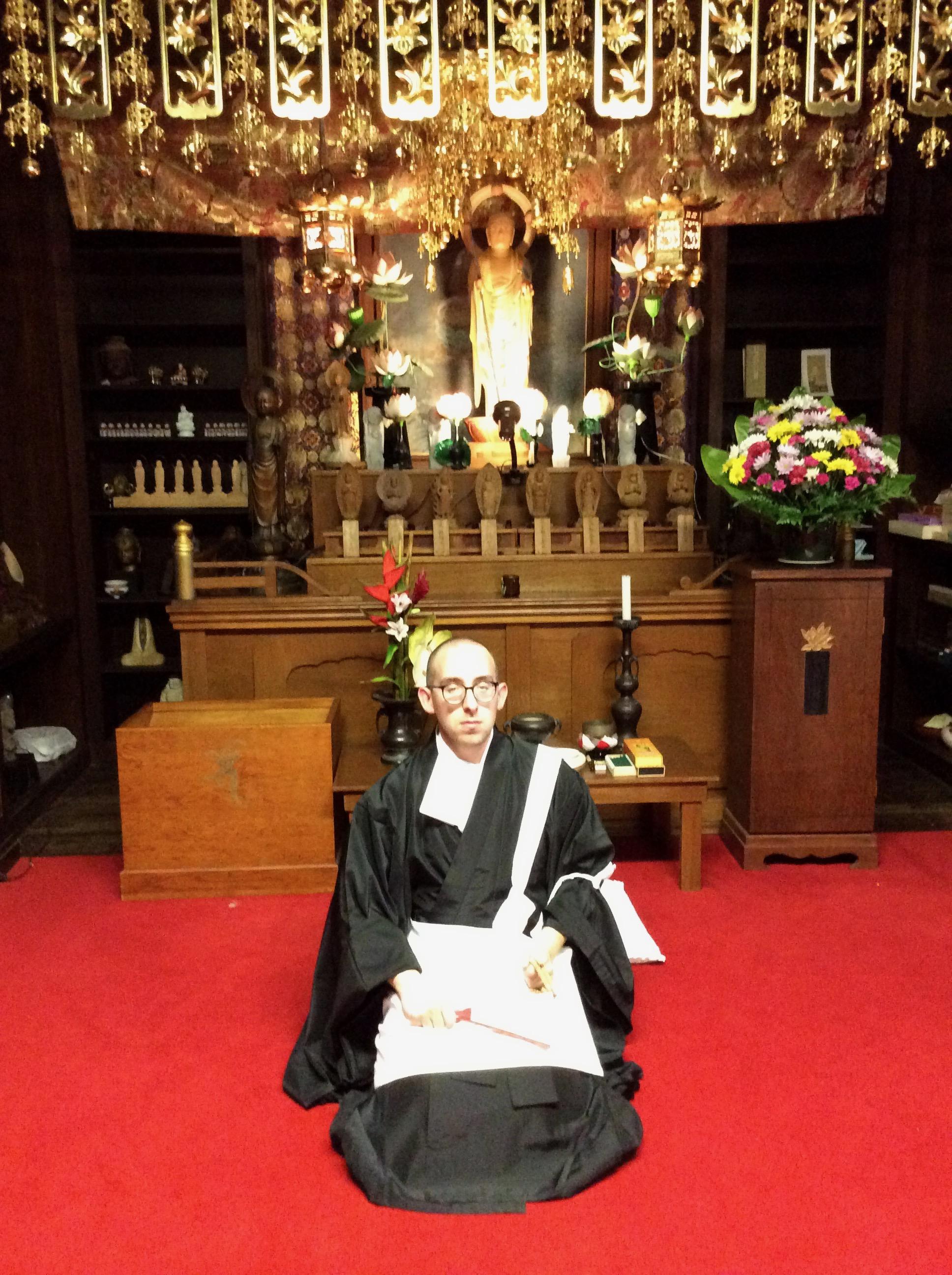 Rev. Eikai Meloncelli